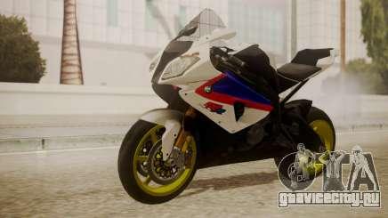 BMW S1000RR Limited для GTA San Andreas