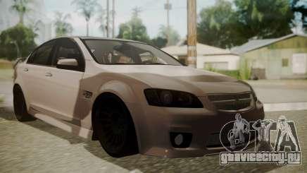 Chevrolet Lumina SS 2011 K.N Edition для GTA San Andreas