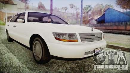 GTA 5 Albany Washington IVF для GTA San Andreas