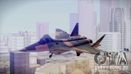 Mikoyan MIG 1.44 Flatpack Venezuelan Air Force для GTA San Andreas