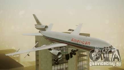 DC-10-10 American Airlines Luxury Liner для GTA San Andreas