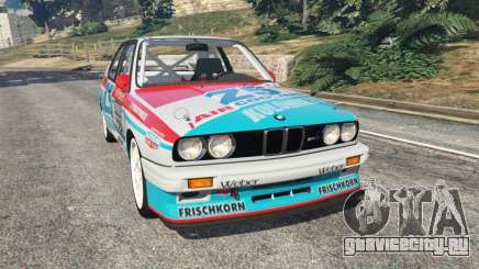 BMW M3 (E30) 1991 [Z5] v1.2 для GTA 5