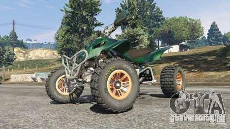 PURE Quad для GTA 5 вид справа