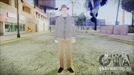 GTA Online Skin 47 для GTA San Andreas второй скриншот