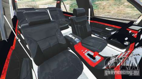 BMW L7 750iL (E38) для GTA 5 вид справа