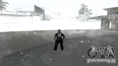 Скин пак для банды Rifa для GTA San Andreas второй скриншот