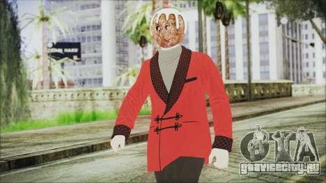 Skin DLC Executive Xmas для GTA San Andreas