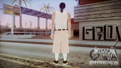 GTA 5 LS Vagos 1 для GTA San Andreas третий скриншот