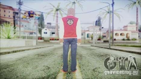 GTA Online Skin 34 для GTA San Andreas третий скриншот