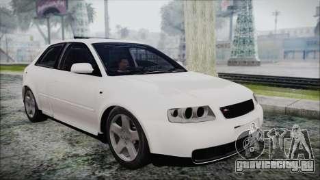 Audi A3 1.8 S3 для GTA San Andreas