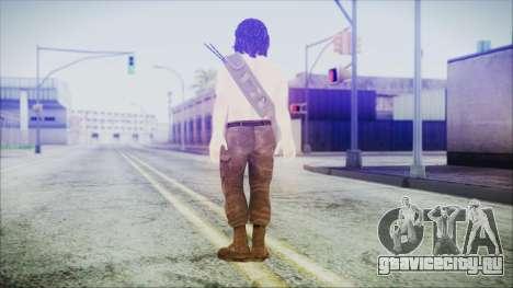 Rambo для GTA San Andreas третий скриншот