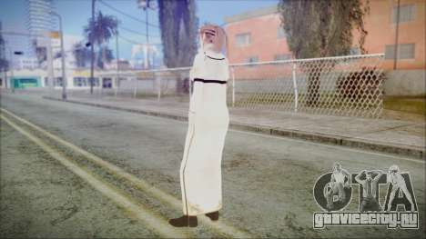 DMC4 Kyrie для GTA San Andreas третий скриншот
