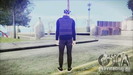 GTA Online Skin 59 для GTA San Andreas третий скриншот