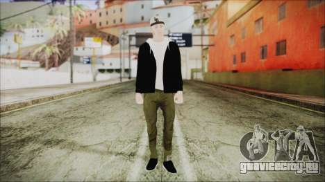 GTA Online Skin 37 для GTA San Andreas второй скриншот