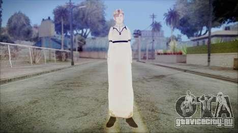 DMC4 Kyrie для GTA San Andreas второй скриншот