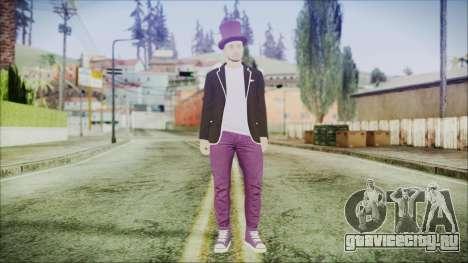GTA Online Skin 20 для GTA San Andreas второй скриншот