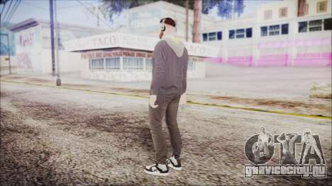 GTA Online Skin 13 для GTA San Andreas третий скриншот