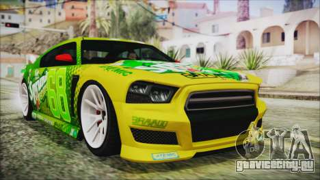 GTA 5 Bravado Buffalo Sprunk для GTA San Andreas