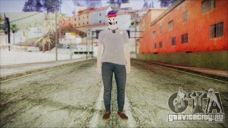 GTA Online Skin 1 для GTA San Andreas второй скриншот