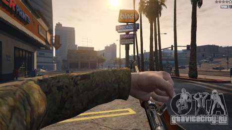 .30 Cal M1 Carbine Rifle для GTA 5 шестой скриншот