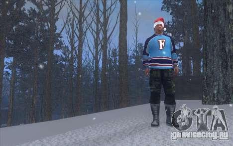 Winter Vacation 2.0 SA-MP Edition для GTA San Andreas третий скриншот