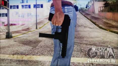 TEC-9 для GTA San Andreas третий скриншот