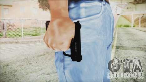 GTA 5 SNS Pistol - Misterix 4 для GTA San Andreas третий скриншот