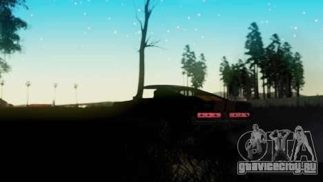 Fran Art ENB .iCEnhancer. для GTA San Andreas шестой скриншот