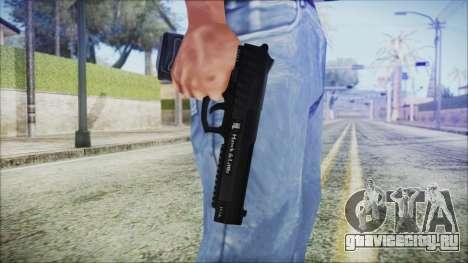GTA 5 Pistol .50 v2 - Misterix 4 Weapons для GTA San Andreas третий скриншот