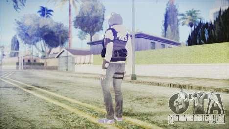 Rainbow Six Siege GSG9 IQ для GTA San Andreas третий скриншот