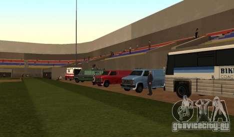 Бейсбол для GTA San Andreas второй скриншот