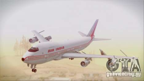 Boeing 747-237Bs Air India Akbar для GTA San Andreas