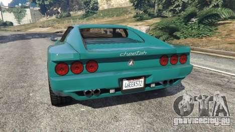 Grotti Cheetah Classic для GTA 5