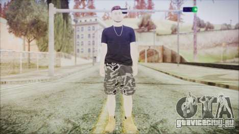 GTA Online Skin 46 для GTA San Andreas второй скриншот