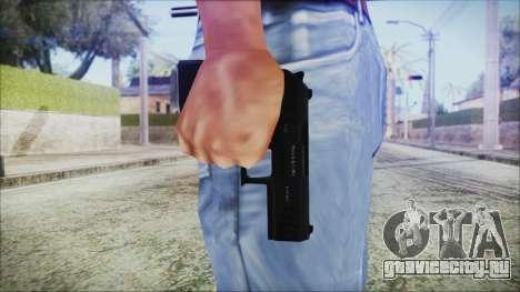 GTA 5 Combat Pistol v2 - Misterix 4 Weapons для GTA San Andreas третий скриншот