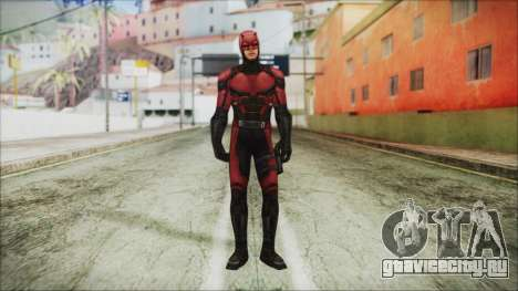 Marvel Future Fight Daredevil для GTA San Andreas второй скриншот