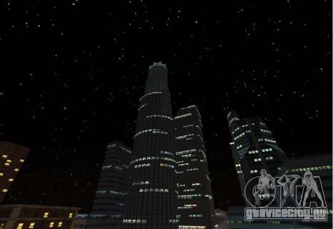 SkyBox and Lensflare для GTA San Andreas четвёртый скриншот