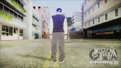 GTA Online Skin (DLC Lowriders) для GTA San Andreas третий скриншот