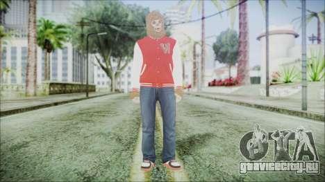 GTA Online Skin 34 для GTA San Andreas второй скриншот