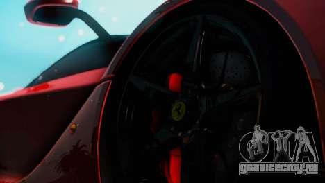 Fran Art ENB .iCEnhancer. для GTA San Andreas пятый скриншот