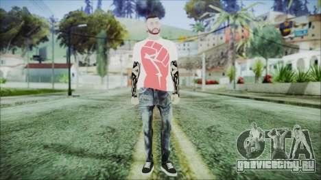 GTA Online Skin 17 для GTA San Andreas второй скриншот