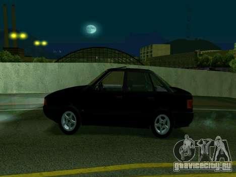 Audi 80 для GTA San Andreas вид слева