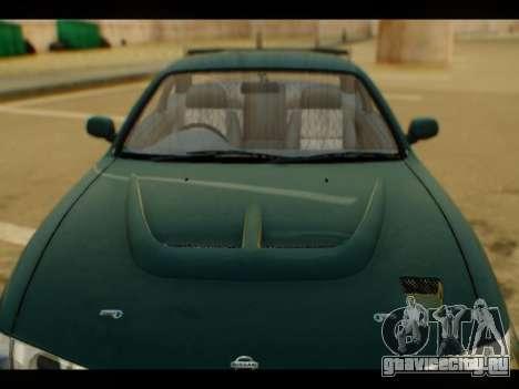 ENB S-G-G-K для GTA San Andreas четвёртый скриншот