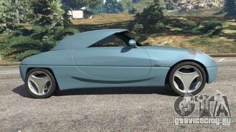 Daewoo Joyster Concept 1997 v1.2 для GTA 5