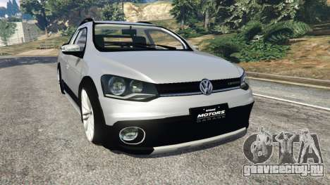 Volkswagen Saveiro G6 Cross для GTA 5
