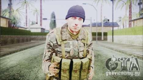 World In Conflict Malashenko Winter для GTA San Andreas