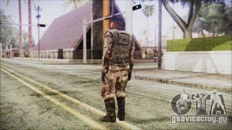 World In Conflict Orlovsky Winter для GTA San Andreas третий скриншот