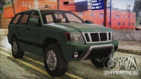 GTA 5 Canis Seminole для GTA San Andreas