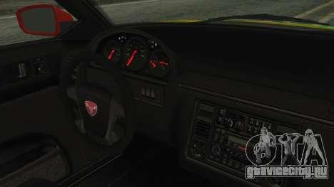 GTA 5 Bravado Buffalo Sprunk для GTA San Andreas вид справа