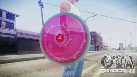 Steven Shield from Steven Universe для GTA San Andreas третий скриншот